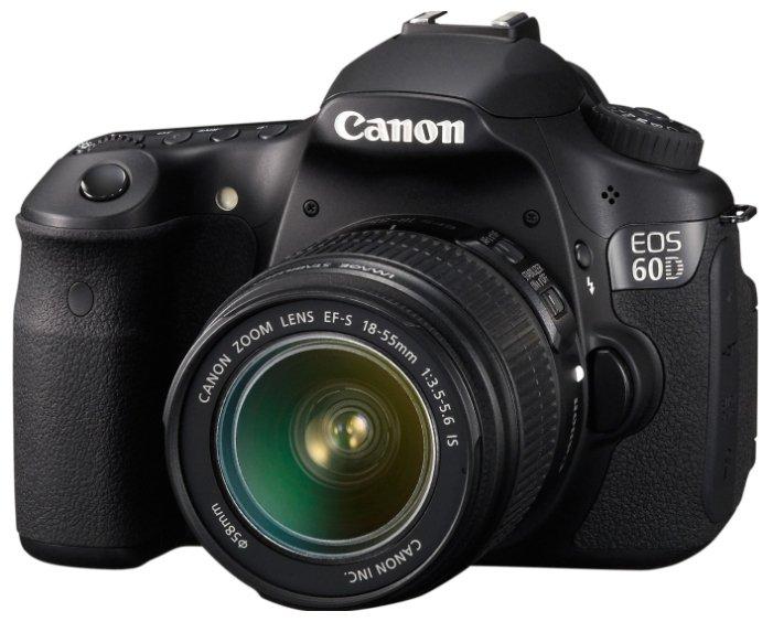 Цифровые фотокамеры Фотокамера Canon EOS 60D BODY + 1855IS Elmarket 10438000.000