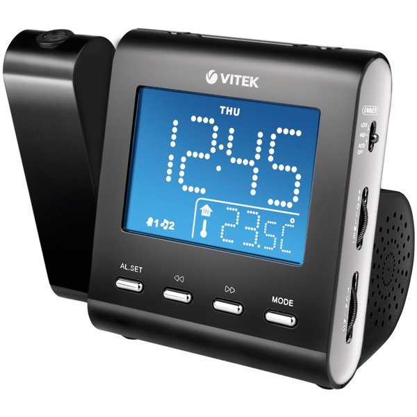 Радиочасы, метеостанции Vitek