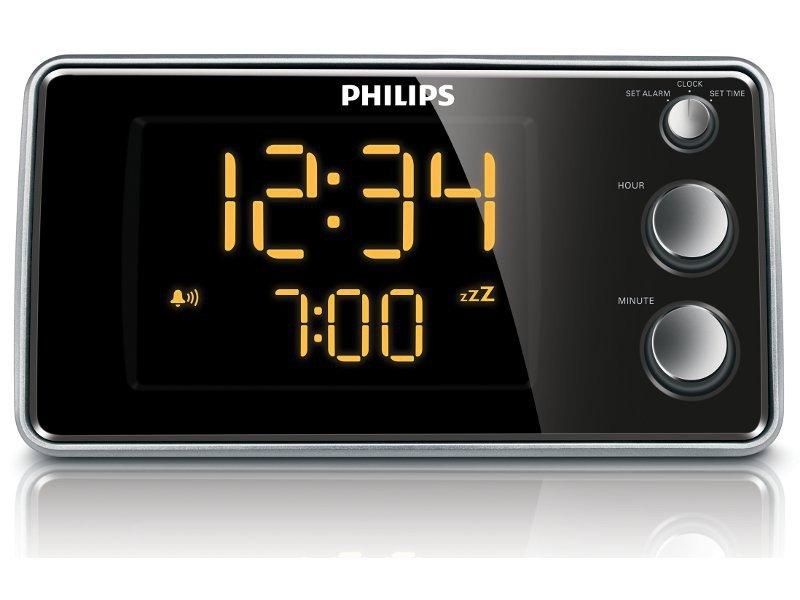 Радиочасы и метеостанции Philips Elmarket 432000.000