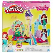 Набор для творчества Hasbro  Play-Doh Замок Принцесс B1859