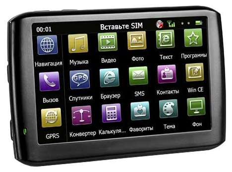 GPS навигаторы TN-610 Voice HD Elmarket 1210000.000