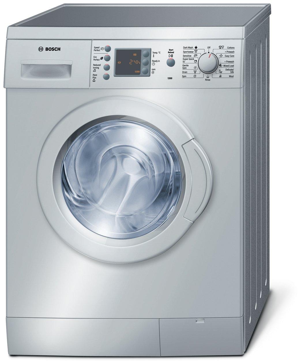 инструкция стиральная машинка бош классик хх 5