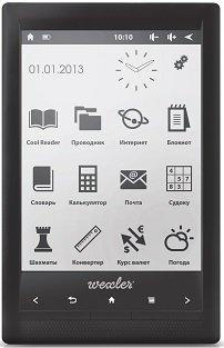 Электронные книги Wexler Elmarket 1338000.000