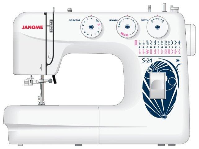 Швейные машины Janome Elmarket 1715000.000