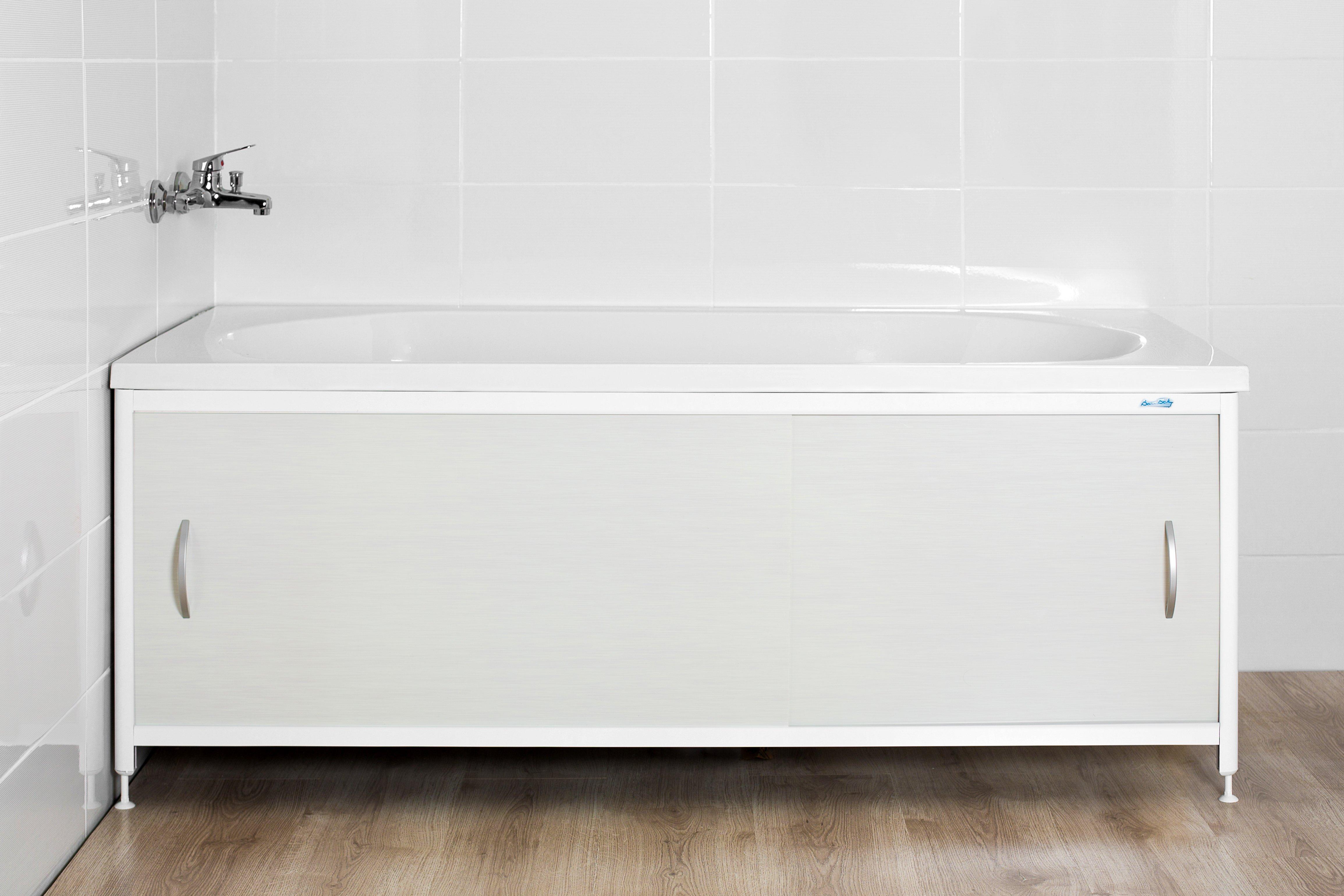 Раздвижной экран под ванну комплектация