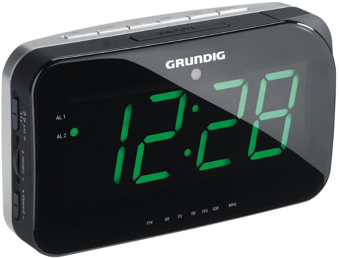 Радиочасы и метеостанции Grundig Elmarket 300000.000