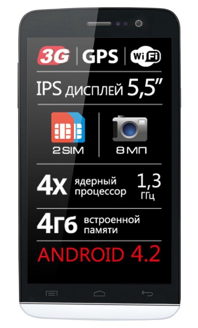 Мобильные телефоны Explay Elmarket 1969000.000