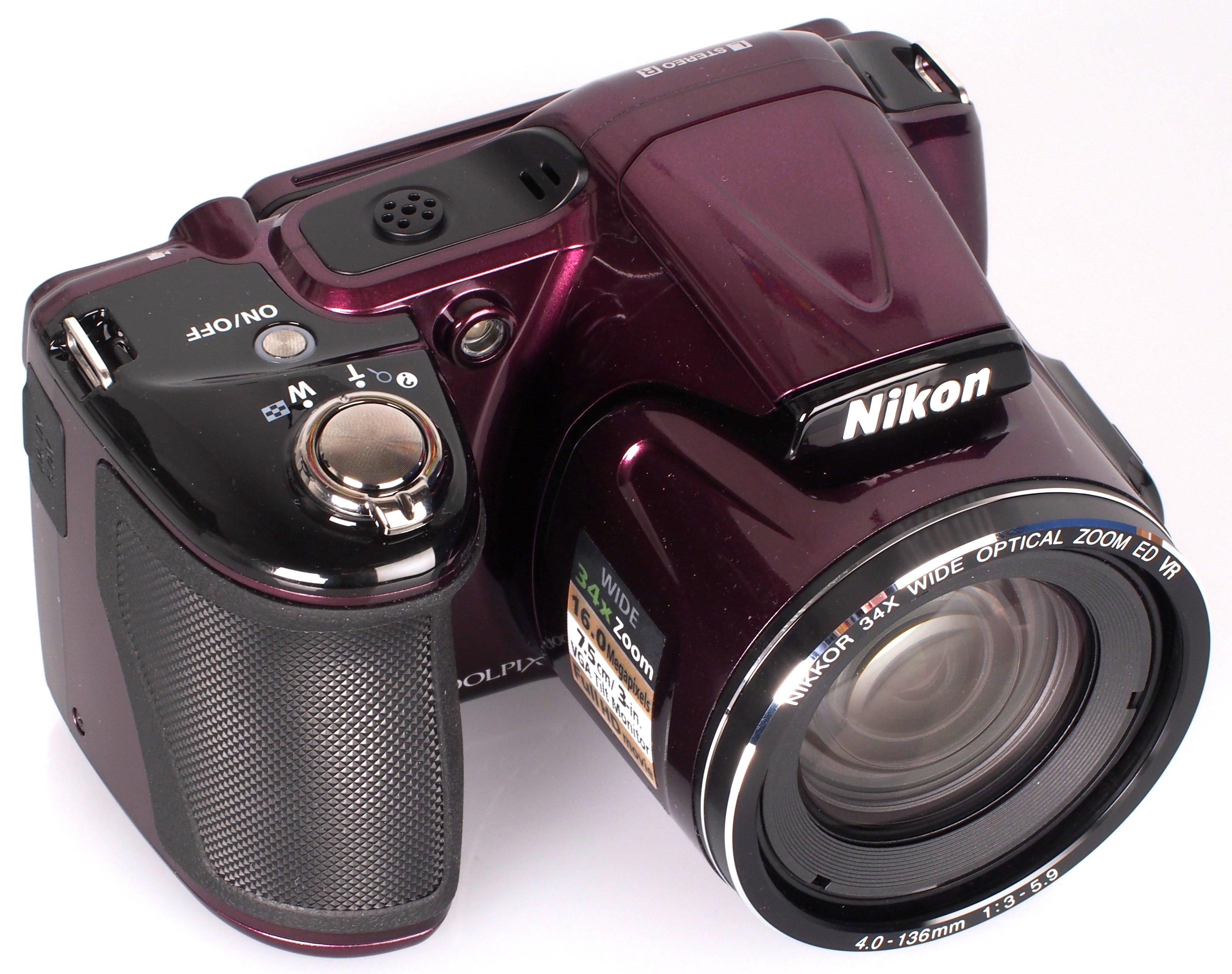Цифровые фотокамеры NIKON Elmarket 2297000.000