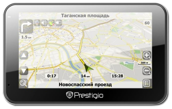GPS навигаторы GeoVision GV5566 Elmarket 1059000.000