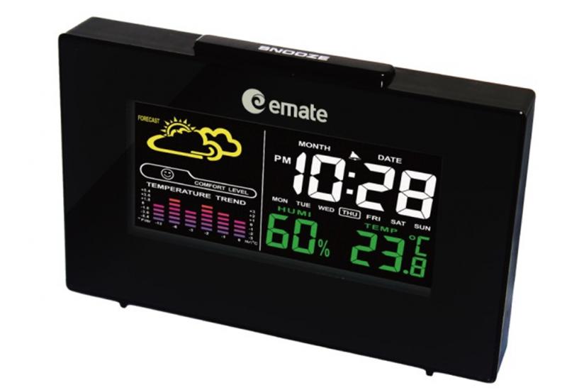 Радиочасы и метеостанции Digion Elmarket 129000.000