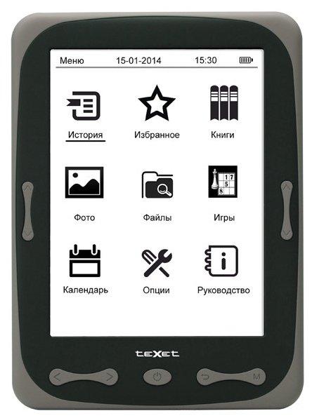 Электронные книги TeXet Elmarket 891000.000