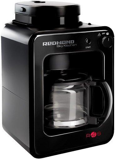 Кофеварки и кофемашины Redmond