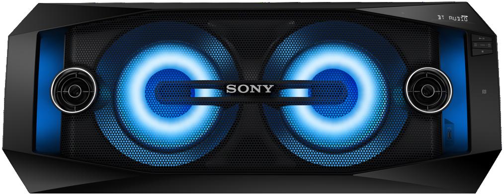 Музыкальные центры Sony