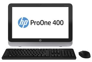 Моноблок HP ProOne 400 G1