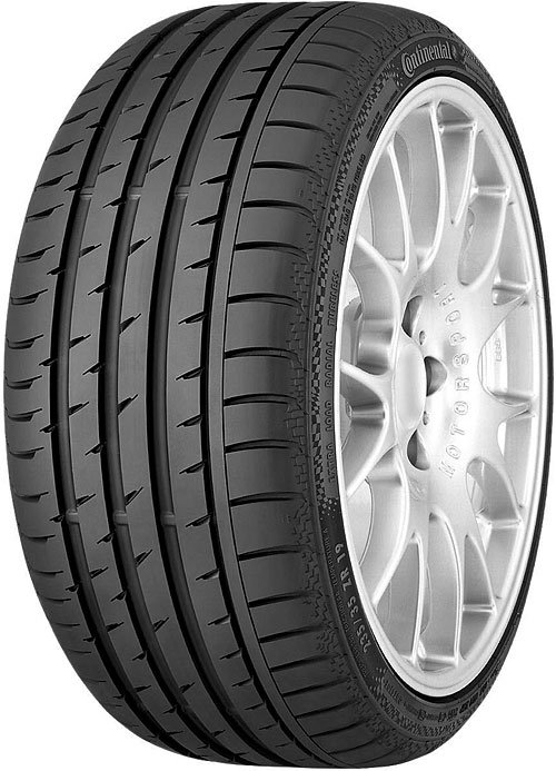 Летняя шина Continental  ContiSportContact 3 FR   225/45 R17 91W