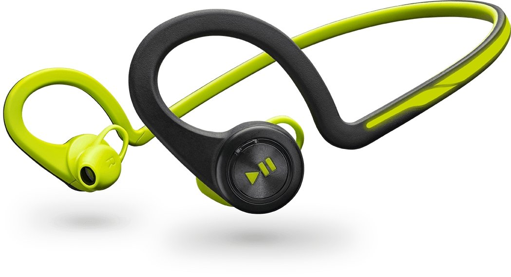 Гарнитура Plantronics BackBeat FIT Green