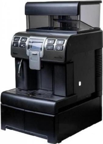 Кофейный автомат Philips  Saeco AULIKA TOP HIGH SPEED CAPUCCINO BLK 9846/04