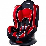 Детское автокресло Caretero SPORT CLASSIC  Light Red tero-010