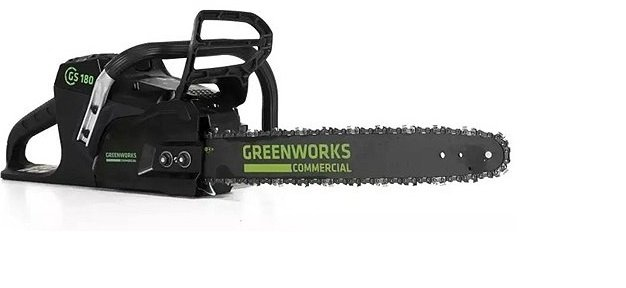 Электропила GreenWorks 82V (GC82CS без АКБ)