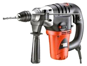 Перфоратор Black&Decker KD 1001 K