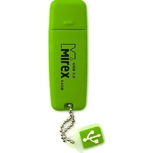 USB флэш-накопитель Mirex ELF 4GB (13600-FMUGRE04) GREEN