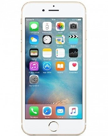 Мобильный телефон Apple iPhone 6s 32GB (Model A1688 MN112RM/A) Gold