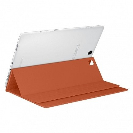 купить Чехол Samsung EF-BT550BOEGRU (B.Cover T55x)  orange