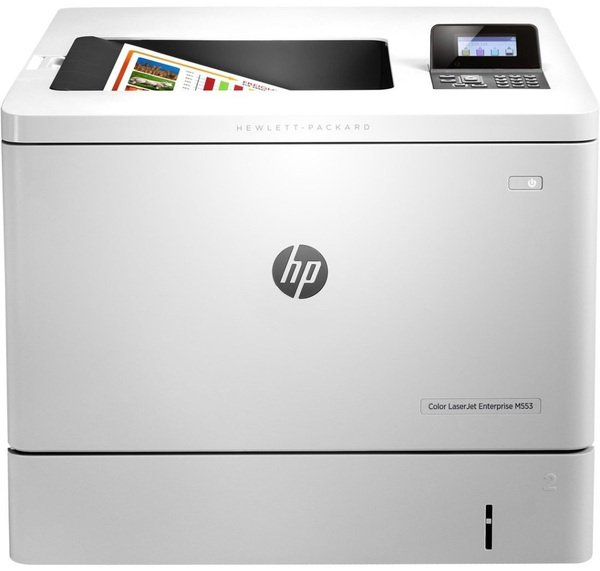 Принтер HP Color LaserJet Enterprise M553dn B5L25A