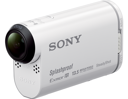 Видеокамера Sony ActionCam HDR-AS100V