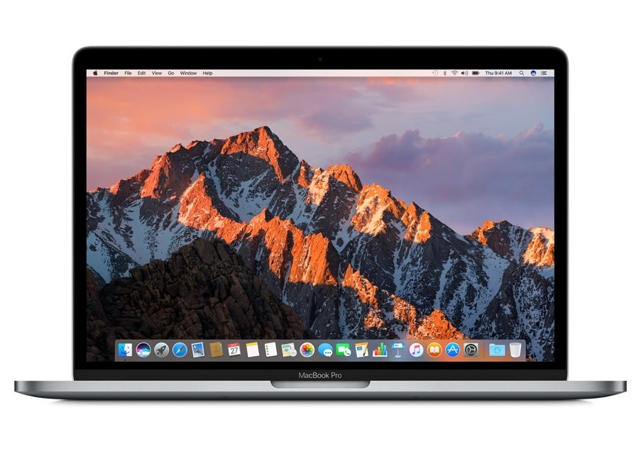 Ноутбук Apple MacBook Pro 13-inch with Touch Bar (Model A1706 MNQF2RU/A)