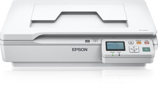 Сканер  Epson  WorkForce DS-5500N