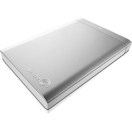 Внешний жесткий диск Seagate Backup Plus Portable Silver 1TB