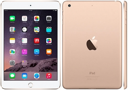 Apple iPad Mini 4 32GB Wi -Fi, gold