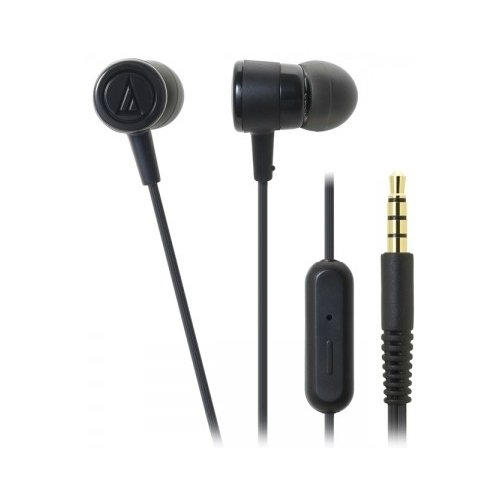 Наушники Audio Technica ATH-CKL220iS Black