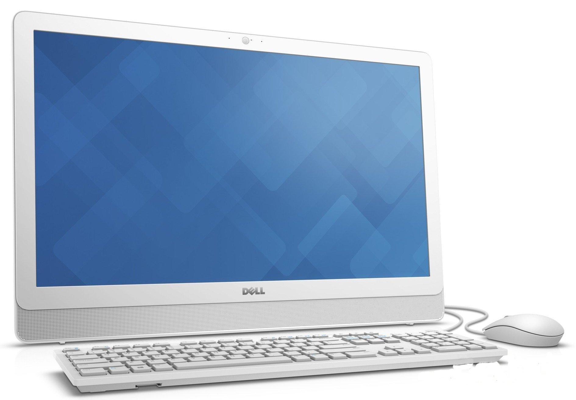 Моноблок Dell Desktop Inspiron 24 3459-5017 AIO (272717178) White