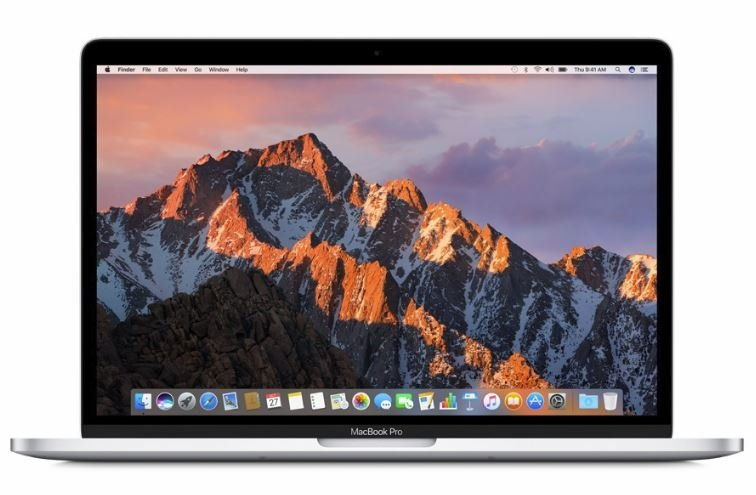 Ноутбук Apple MacBook Pro 13-inch with Touch Bar (Model A1706 MNQG2RU/A)