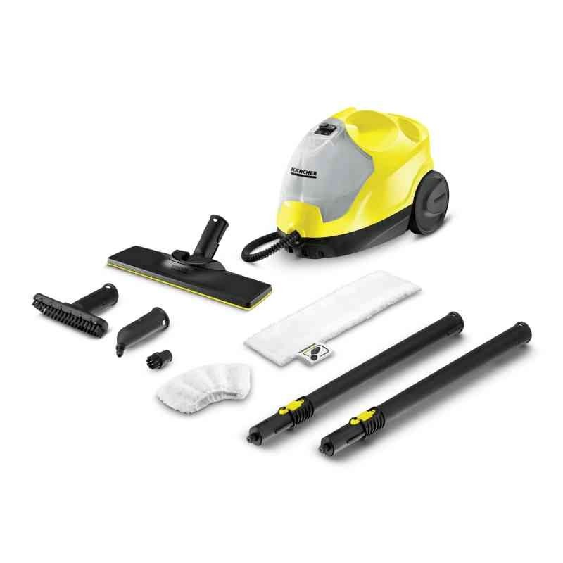 Пароочиститель Karcher SC 4 EasyFix  (yellow) *EU