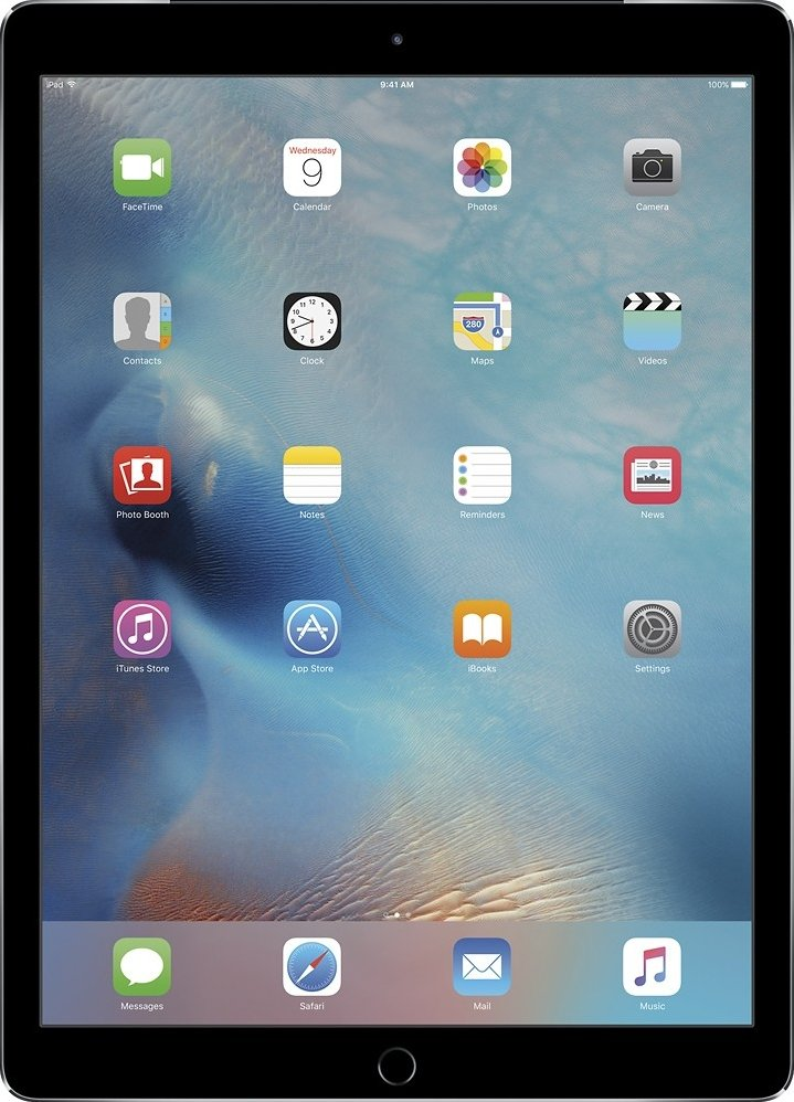 Планшет Apple iPad Pro Wi-Fi + Cellular 128GB (Model A1674 MLQ32RK/A) Space Grey