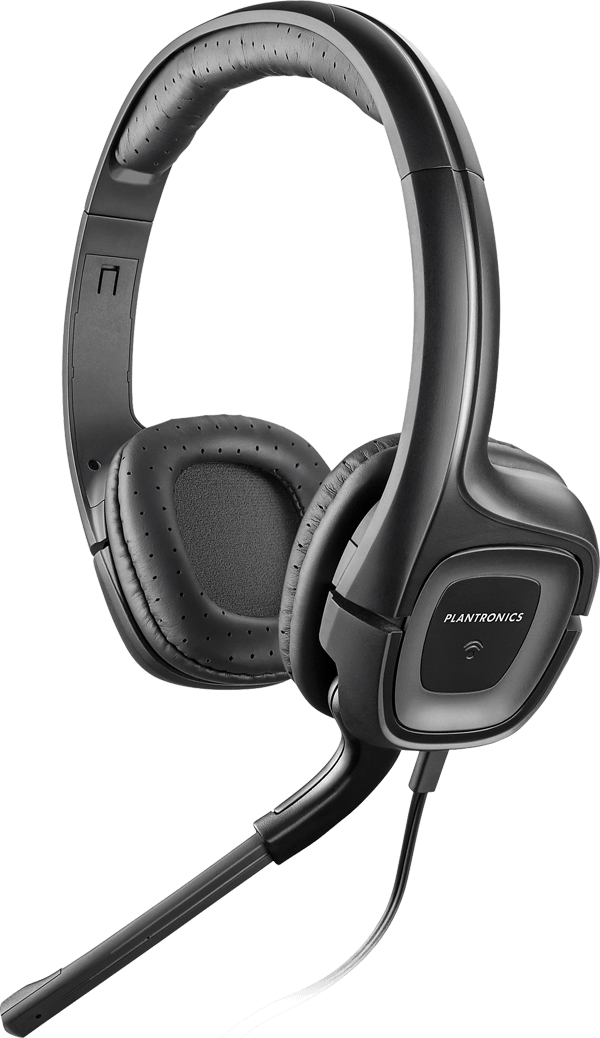 Гарнитура Plantronics Audio 355 Black