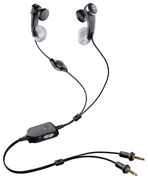 Гарнитура Plantronics Audio 440 Black