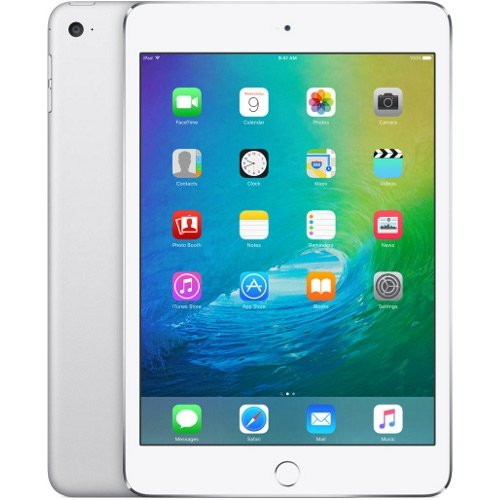 Планшет Apple iPad mini 4 Wi-Fi Cell 128GB Silver Model A1550 MK772RK/A