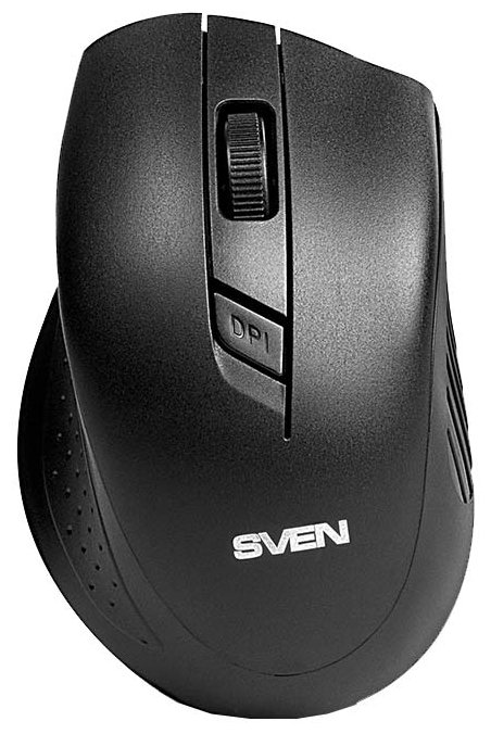 Мышь SVEN RX-325 Wireless Mouse Black USB