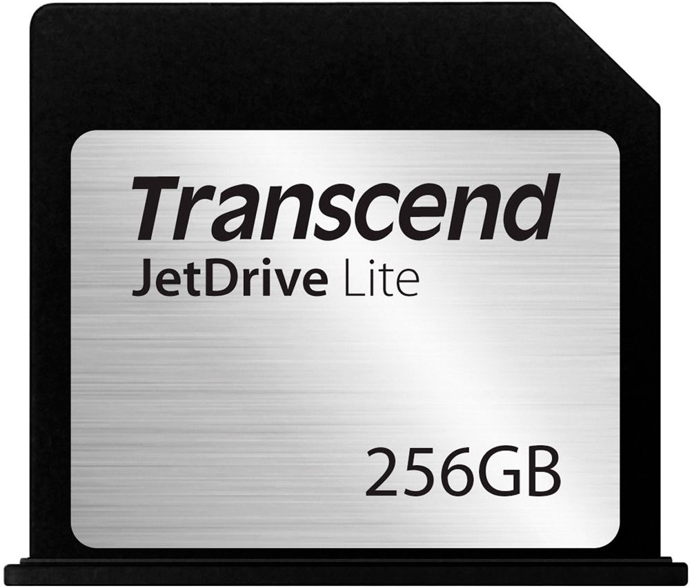 Карта памяти Transcend JetDrive Lite, 256GB, for MacBook Air 13 TS256GJDL130