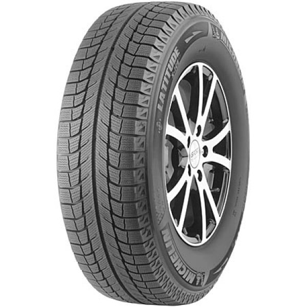 Зимняя шина Michelin  Latitude X-Ice 2   265/65 R17 112T