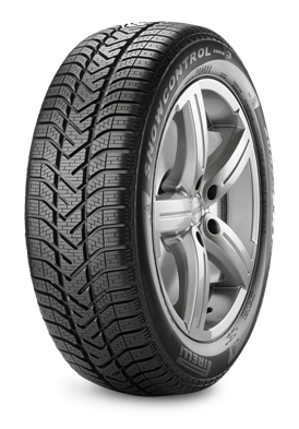 Зимняя шина Pirelli WINTER SNOW CONTROL 3 195/55R17 92H XL