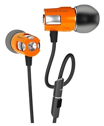Гарнитура Fischer Audio Consonance v.2 Orange