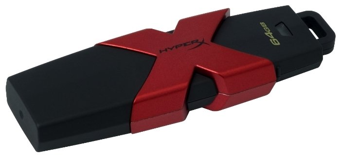 USB Flash Kingston 64GB HX Savage USB 3.1/3.0  HXS3/64GB