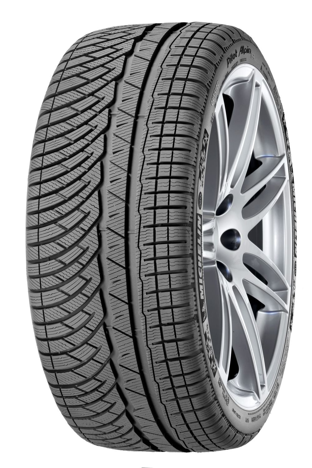 Зимняя шина Michelin Pilot Alpin PA4  275/35R20 102W