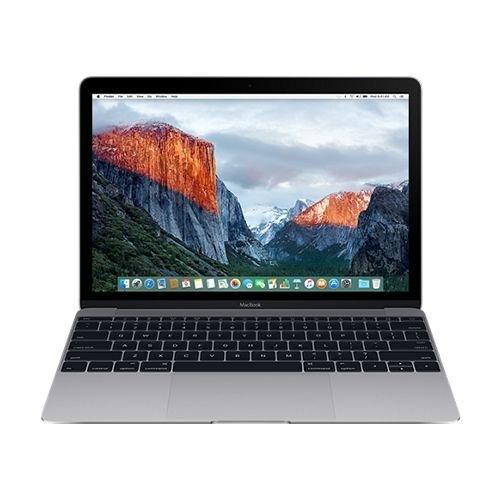 Ноутбук Apple MacBook 12-inch, Model A1534 (MLH82RU/A) Space Grey