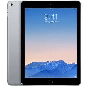 Планшет Apple IPAD AIR 2 SPACE GRAY MGGX2TU/A
